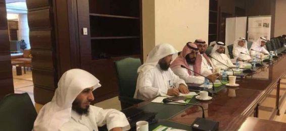 عميد معهد اللغة العربية يشارك في برنامج  التخطيط اللغوي للقيادات الأكاديمية