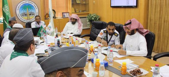 الأستاذ عبدالرحمن مدخلي يشارك في المنتدى الكشفي لمشرفي الجوالة السعودية