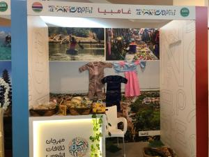 Institute of Arabic Language for Non-Native Speakers Participates in the 'Cultures of Peoples' Festival