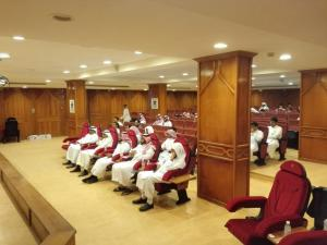 Intellectual Awareness Unit Holds an Open Intellectual Meeting in Al-Qunfudhah