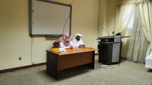 Intellectual Awareness Unit at the University Holds a Seminar Entitled, 'Doubtful Matters Raised by Atheists'