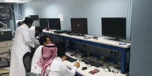 عمادة تقنية المعلومات تطلق برنامج التدريب الصيفي لطلاب الجامعة للعام الدراسي 1439-1440هـ