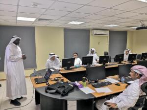 عمادة تقنية المعلومات تقيم دورة تدريبية في ريادة الأعمال