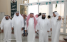 UQU Vice President Inspects Buildings of Jamoum University College and the Academic Environment