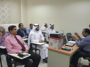 Biology Department Holds Scientific Publishing Course