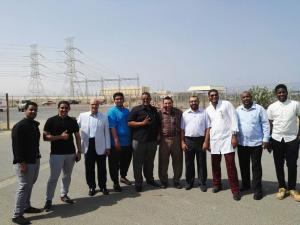 - Chemistry Department Organizes Scientific Trip to Petro Rabigh