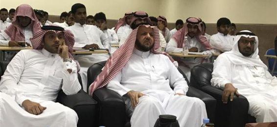 قسم اللغة العربية بالجموم ينظم ندوة علمية بعنوان: (اللغة العربية والعالمية)