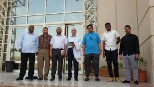 Students of Chemistry Department at Jamoum University College Visit Petro Rabigh Company