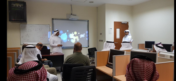 Introductory Meeting with the New Students of the Master's Program at the Department of Computer Science