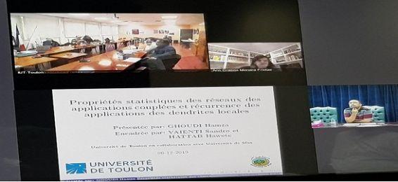 لأول مرة في المملكة: مناقشة رسالة دكتوراه بفرنسا من استوديوهات جامعة أم القرى