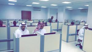 Al-Lith Health Sciences College Organizes E-Tests Workshop