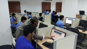 Al-Lith Health Sciences College Organizes E-Tests  open training workshop