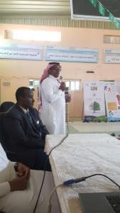 كلية العلوم الصحية تشارك في فعالية الغذاء المتوازن بقرية المساعيد بمحافظة القنفذة