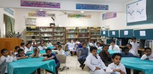 كلية العلوم الصحية بالليث تقدم فعالية عن صحة الفم والأسنان بمركز دوقة