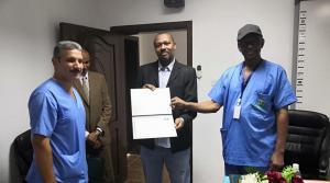 بمشاركة وزارة البيئة والمياه والزراعة كلية العلوم الصحية بالليث تقدم ورشة (المضادات الحيوية)