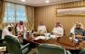 زيارة عميد شؤون المكتبات لمعهد خادم الحرمين الشريفين لأبحاث الحج والعمرة