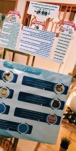 قسم الخدمة الاجتماعية (شطر الطالبات) يقيم فعالية بعنوان: (ثلاثية التخطيط الناجح لمستقبلك)
