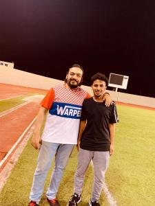 Al-Leith University College Team Qualifies for the Quarter-Finals in the UQU President's Cup