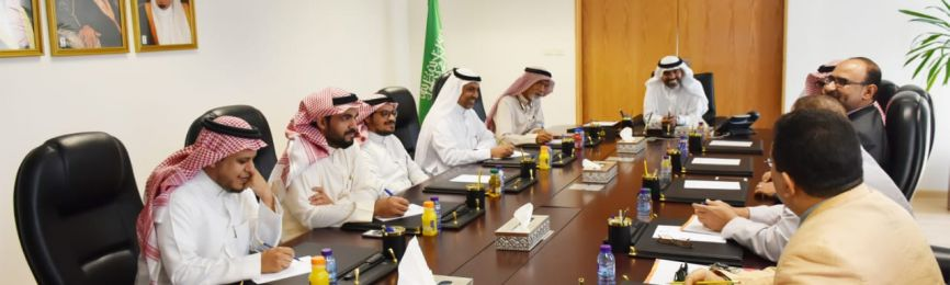 Community College Delegation Visits SASO