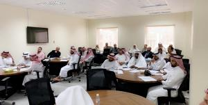 Umm Al-Qura University Provides Training to 40 Teachers Affiliated to the General Directorate of Education in Makkah