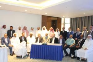 كلية المجتمع توقع اتفاقية شراكة مع معهد البحوث والدراسات الاستشارية