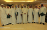 UQU Vice President Honors the Personnel of the Storage Department