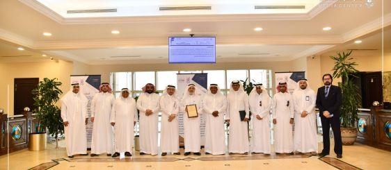 قسم العمارة الإسلامية يحصل على شهادة الاعتماد الأكاديمي الدولي لست سنوات