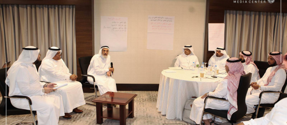 The Deanship of Development and Quality Launches a TOT Program