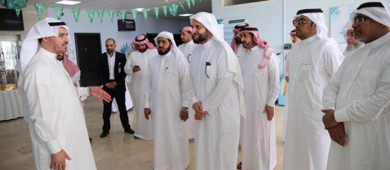 تفعيل الشراكة بين جامعة أم القرى وكليات بريدة وعنيزة