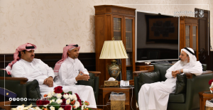 The UQU President Receives the Annual Report about Anti-Narcotics Programs in Makkah