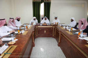 The University Vice Presidency for Development and Entrepreneurship Discusses the National Accreditation with the College of Judicial Studies and Regulations