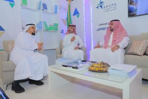 طلبة قسم المحاسبة يتعرفون على اختصاصات الهيئة السعودية للمحاسبين القانونيين
