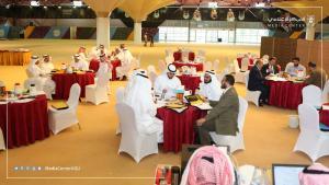 70 خبيرًا يصنعون أفكارًا متجددة لمسابقات الطلبة بجامعة أم القرى