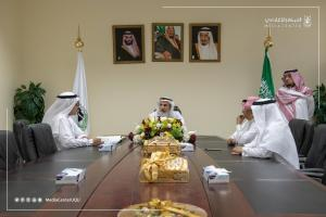 Developmental Project to Re-structure the UQU College of Islamic Economics and Finance