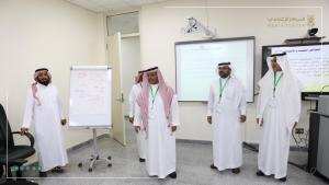 Eight Training Streams to Qualify Teachers at Umm Al-Qura University