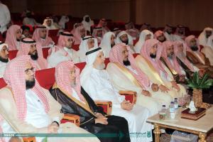 جامعة أم القرى تمنح وكيل الهيئة للتوعية والتوجيه الدكتوراه بامتياز