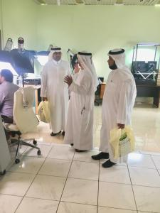 The Institute of Manuscripts Discusses Cooperation with Juma Al-Majid Center for Heritage and Culture in United Arab Emirates