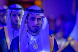 The UQU President Sponsors Graduation of 1600 Male and Female Students from the UQU Branch at Al-Qunfudhah