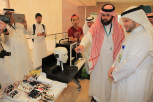 The Major Selection Forum Transforms the College of Computer and Information Systems' Participation into a Technological Knowledge Oasis