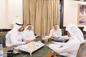 850 External Scholarship Students and 256 Internal Scholarship Students at Umm Al-Qura University