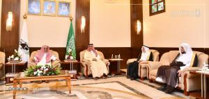 The Higher Advisory Committee for Shari`ah-Related and Regular Disciplines Holds Its First Meeting