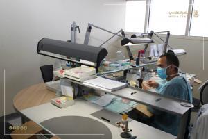 هيئة التخصصات الصحية تعتمد مستشفى الأسنان التعليمي بأم القرى مركز تدريب معتمد للزمالة