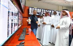 325 Cameras for Securing Al-Abdiyyah University City