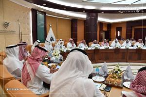 وكلاء الجامعات السعودية يشيدون بـ(منظومة جامعة أم القرى التعليمية الشاملة)