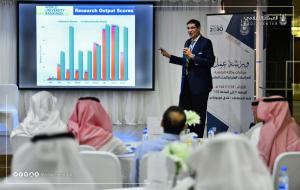 The Vice Deanship for Postgraduate Studies Holds a Workshop to Discuss Research and Innovation Initiatives