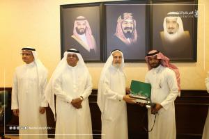 His Excellency the President of Umm Al-Qura University Launches the Empowerment Plan (Tamkeen 2023)