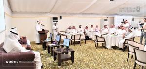 33 دراسة بحثية في معهد أبحاث الحج خلال موسم رمضان