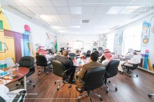 ورشة تحضيرية لملتقى (الابتكار) بمعهد الإبداع وريادة الأعمال