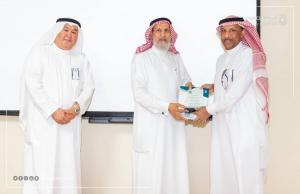 The College of Dentistry Celebrates Its Staff in the Presence of the UQU President
