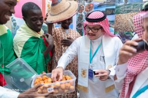 ثقافة 40 دولة تجتمع في (مهرجان ثقافات الشعوب) على مدى 4 أيام